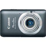 Canon PowerShot ELPH 100 HS 12.1 MP CMOS Digital Camera with 4X Optical Zoom (Grey)