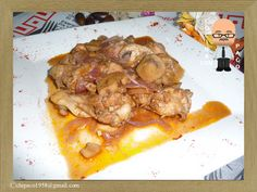 Cocina con Paco: Pollo con coca cola