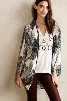 #Nava #Silk #Kimono #Anthropologie