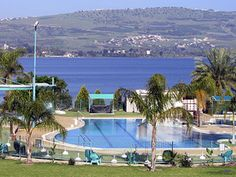 Maagan Kibbutz Holiday Village  Sea of Galilee Israel