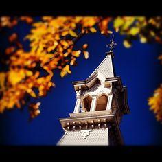 Fall at #Baylor (via BaylorUniversity on Instagram)