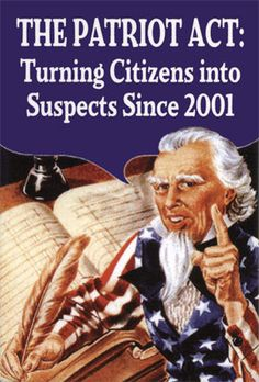 Funny Patriot Act Picture