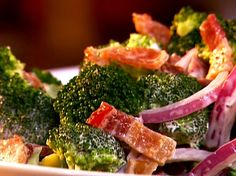Broccoli Salad Recipe : Patrick and Gina Neely : Food Network - FoodNetwork.com