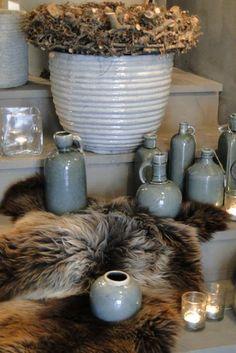 Huis decoratie zelf maken on pinterest vans trays and tuin - Decoratie industriele huis ...