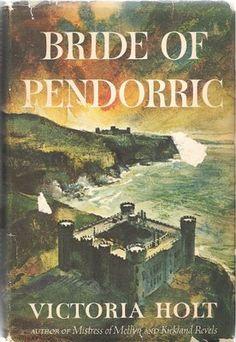 vintage books, fabul, gothic romanc, librari, favorit book, victoria holt, bride, dream houses, holt book