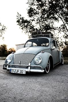 Old VW Bug