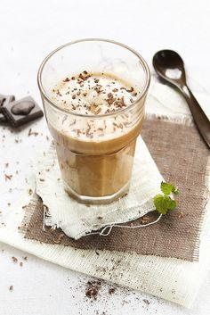 coffee frozen yogurt