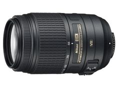 Nikon 55-300mm f/4.5-5.6G ED VR AF-S DX Nikkor Zoom Lens (400.00)