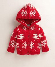 Knitted Holiday Cardigan at Mamas & Papas