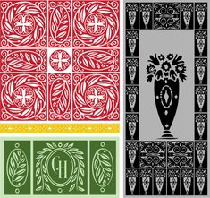 Design Your Own Borders & Frames: FREE Downloads