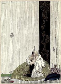 Kay Nielsen's Stunning 1914 Scandinavian Fairy Tale Illustrations
