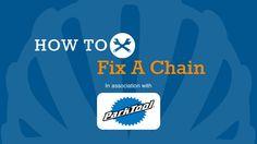 How To Fix A Bike Chain