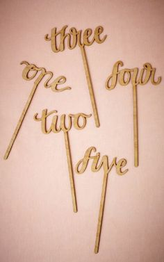 #gold script table numbers http://rstyle.me/n/jdf5zr9te