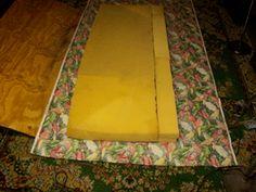 Cushion Upholstery Tutorial