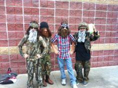 4th graders do Duck Dynasty!