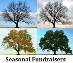 Fundraiser Help: 10 Seasonal Product Fundraisers