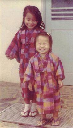 Okinawa, Japan, 1966 this is too cute!
