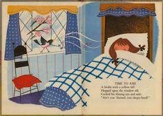 A Child's Garden of Verses, Illustrated by Ruth Ruhman, Written by Robert Louis Stevenson, 1965
