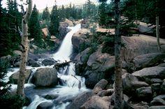 Alberta Falls, RMNP, CO   © Marsha K. Russell