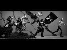 ▶ Woodkid - Iron (Official Video) - YouTube
