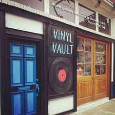 mwfa, pgh, art gallery, movie set, art crawl, popular, the chair, most wanted fine art, pittsburgh, records, vinyl vault, #mostwantedfineart, #pghartcar, #pittsburgh, www.mostwantedfineart.com