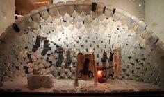 cozy igloo
