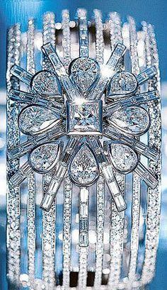 Chanel Diamond Cuff (BB)
