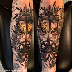 providencetattoo:    tattoo by dennis m del prete