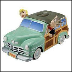Cookie Jar Blondie & Dagwood