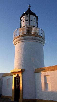 Cromarty Lighthouse, Scotland