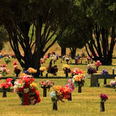 Mother fined for leaving too many flowers on daughter's grave...sad