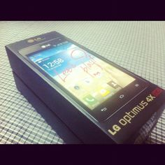 Let's play with LG Optimus 4X HD