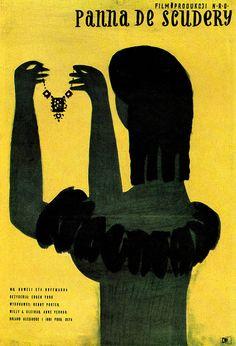Julian Palka Illustration 1  From Gebruachsgraphik No. 11, 1956.