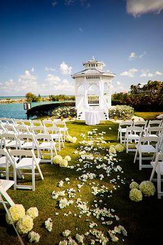 Florida Keys Wedding Venues | Florida Keys Wedding | Hawks Cay Resort