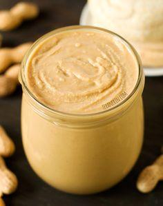 Homemade Peanut Butter - Texanerin Baking