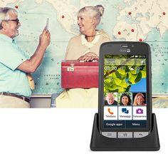 Smartphone per nonni
