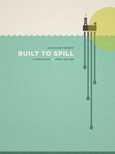 built to spill #graphicdesign