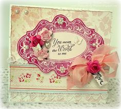 JustRite Kindness card designed by Melissa Bove.