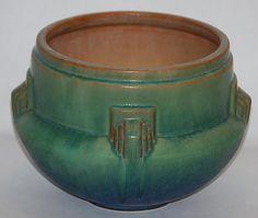 Roseville Pottery - Artcraft - Jardiniere #629-5