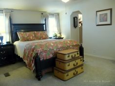 My Heart's Song: Master Bedroom (Makeover)