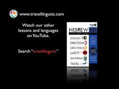 Hebrew 101 - Numbers & Days (+playlist)