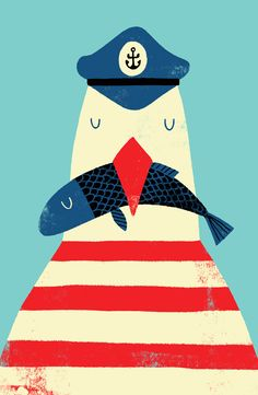 #penguin #sailor