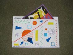 Portfolio Ideas For Elementary Art On Pinterest