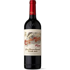 MARQUES DE MURRIETA Gran Reserva Especial Cosecha 2004 750ml  wine / vino Rioja Spain