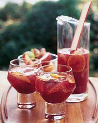 Tabla's Tart and Fruity Sangria Recipe on Food & Wine