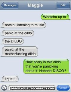 Panic at the disco Autocorrect
