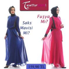 Puane - Payet İşlemeli Tüllü Elbiseler.. Sizin tercihiniz hangisi olurdu?  http://bit.ly/1tdZPl1