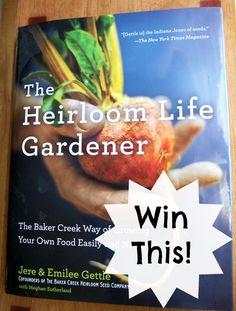 Heirloom book