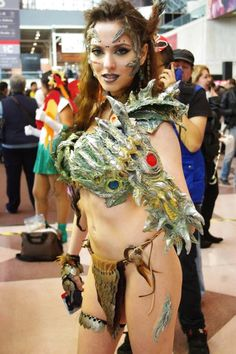 Witchblade by NicciFett on deviantART
