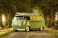 1958 Volkswagen T1 'Fendt'